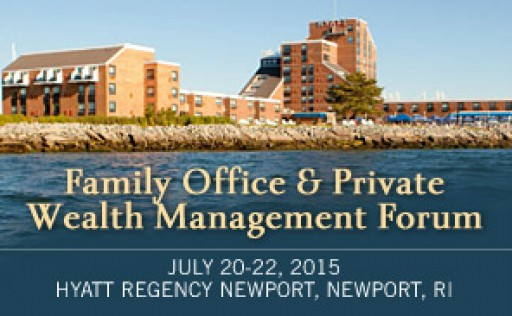 1031 Crowdfunding to Present at Wealth Management Fourm