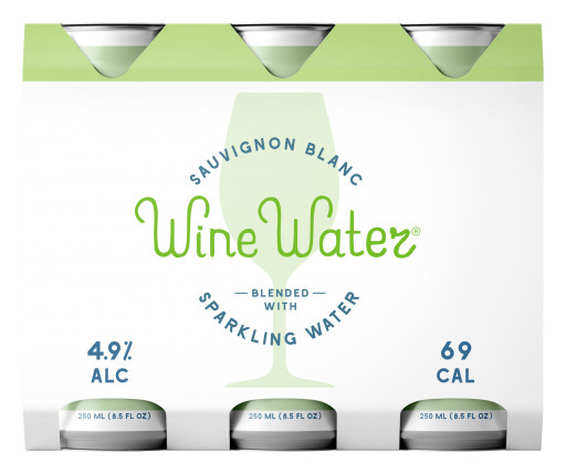 Wine Water Launches Newest Varietal - Sauvignon Blanc - Nationwide, Announces Additional Varietals in 2022