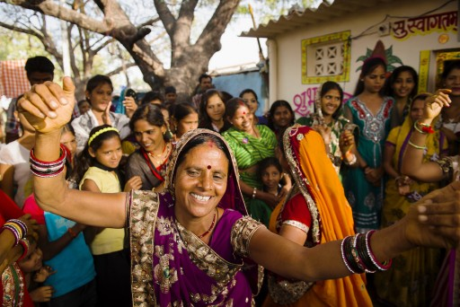 WaterAid Joins USAID and Gap Inc. Women + Water Alliance to Improve Well-Being of Women in India's Apparel Industry