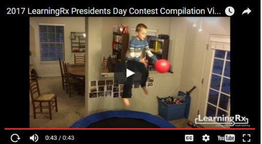 LearningRx Brain Training Releases Fun Presidents Day Contest Video Compilation