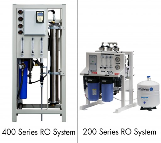 DriSteem Introduces Water Treatment Systems That Improve Water Quality for Commercial Humidification Applications