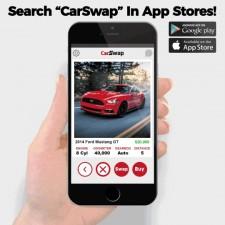 CarSwap App Preview