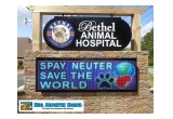 Bethel Animal Hospital LED Sign