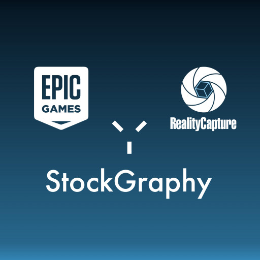 StockGraphy and Epic Games Conclude Reseller Agreement of RealityCapture