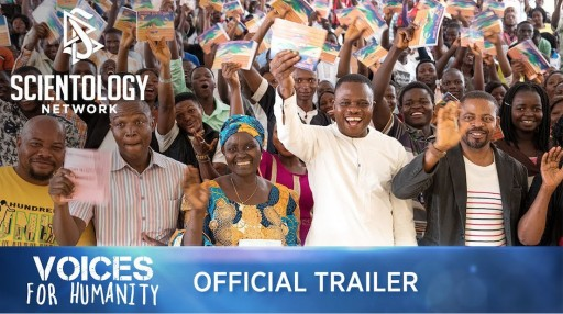 VOICES FOR HUMANITY Brings Knowledge to Nigeria With Dr. Olatunde Odewumi