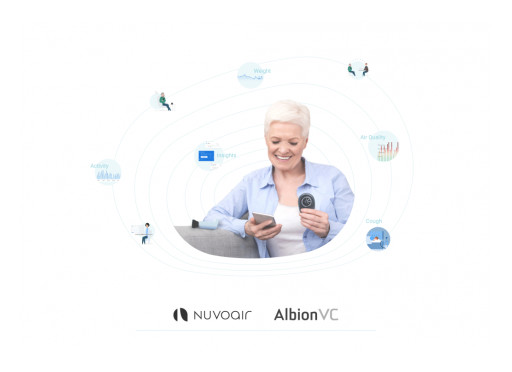 NuvoAir Raises $12M in Series A Funding to Improve the Care of Millions Suffering From Lung Conditions
