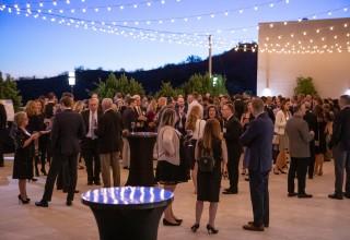 Pre-Award Ceremony cocktail reception