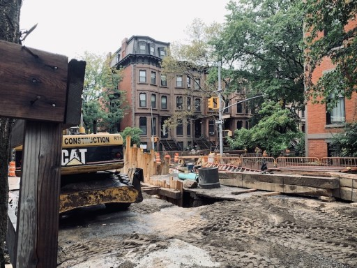Hundreds of Brooklyn Residents Voice Safety Concerns Massive Havoc Affect Residents' Welfare Due to Construction Project