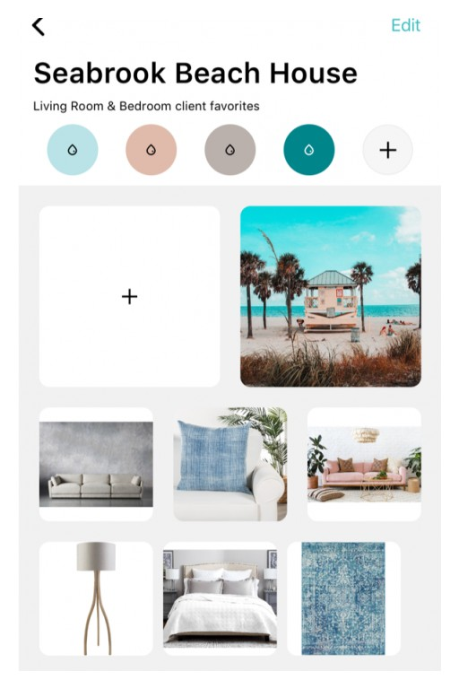 Vishion and Pantone Partner to Help Interior Designers Find, Sort and Select Home Decor by Pantone Color Swatch