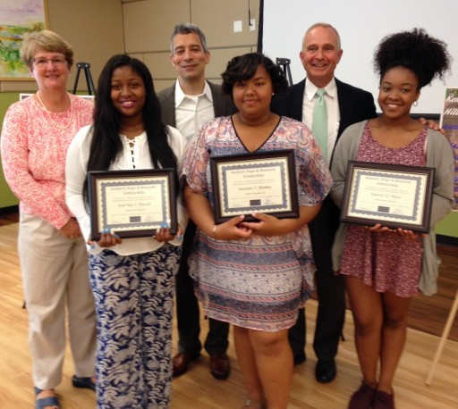 Neubert, Pepe & Monteith, P.C. Awards Four Scholarships to New Haven High School Seniors