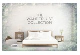 The Wanderlust Collection brings the wilderness to walls.