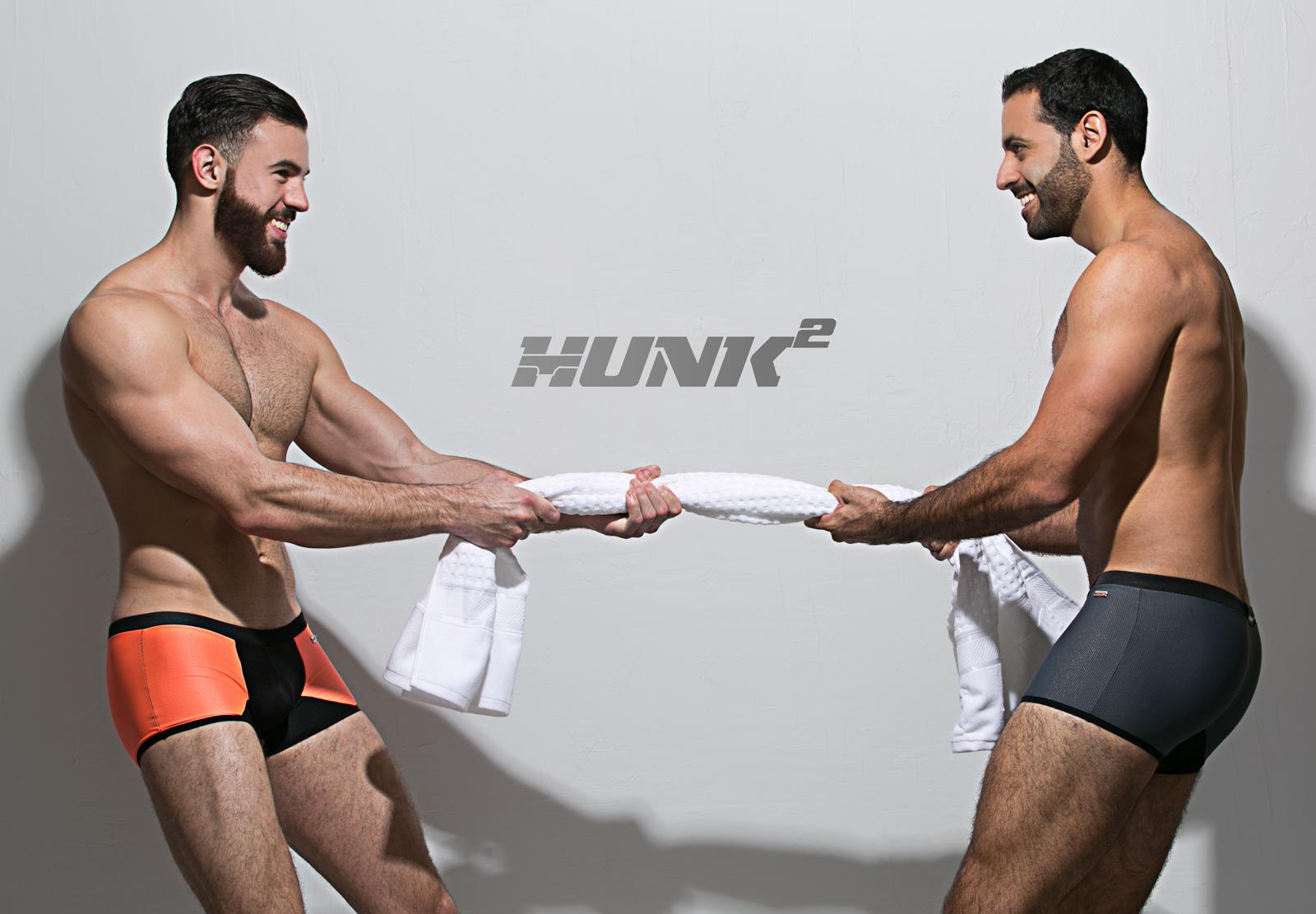 3b1a94bf3bd46c Hunk²: A New Brand Redesigning Men's Fashion Underwear   Newswire