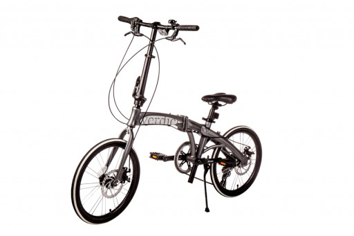Verdict. Bike - the Rickshack Urban Folding Bike