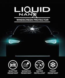 LiquidNano Windshield