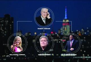 The Mercer Trump Network