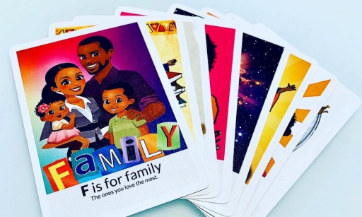For Juneteenth, 100+ Sets of 'ABC Flash Cards' Donated to DC Students to Help Bridge the Summer Learning Gap