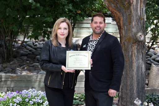 Glenwood Hot Springs Names Brian Jaimes New Devereux Award Winner