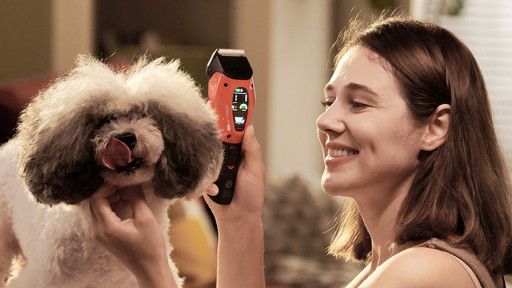 DogCare Announces Launch of the World's First Smart Pet Clipper for Fast Home Grooming