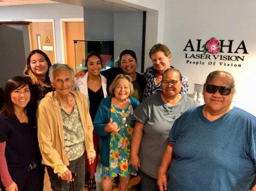 Hawaiian Eye Foundation Holds Third Annual Cataract Days