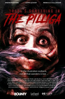 'Something in the Pilliga' Poster