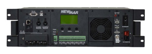 Introducing the Rugged AC UPS Series, a New Line of Reliable Uninterruptible Power Supplies From Newmar Power