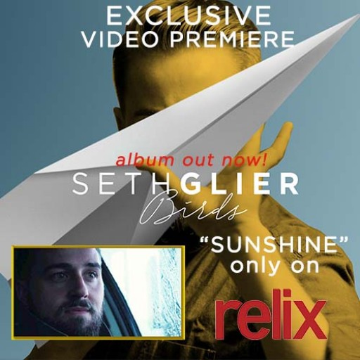 GRAMMY-Nominated Seth Glier Releases New Album, RELIX Video Premiere