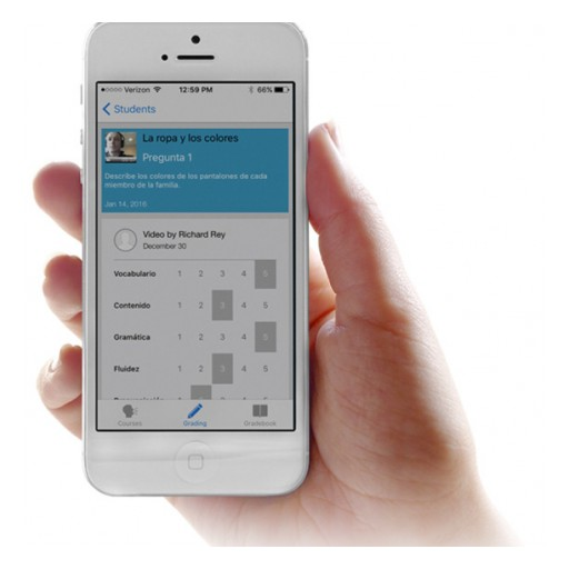 Extempore, the Speaking Practice App, Saves Teachers an Average of 15 Hours per Assessment