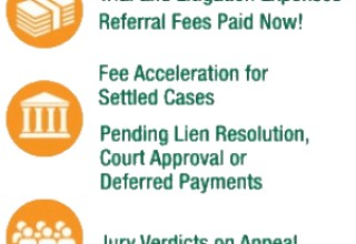 Legal Funding For Attorneys and Plaintiffs