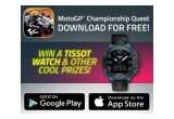 Race to Win a Tissot Watch