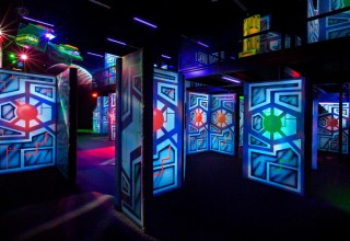 2-Story Laser Tag
