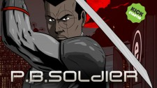 P.B. Soldier kickstarter header