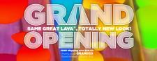 lavalamp.com Grand Opening