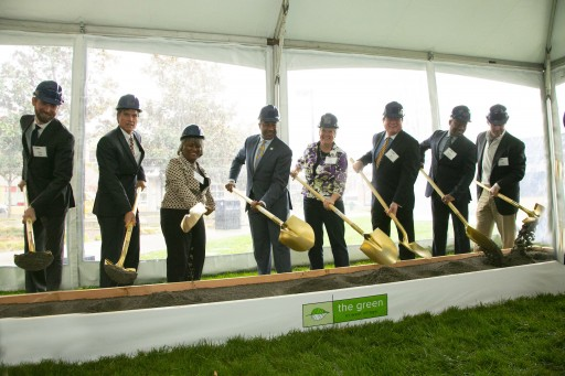 Michaels and UC Davis Formally Break Ground for the  Largest Single Student Housing Development in the United States