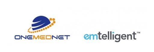 OneMedNet and emtelligent Form Synergistic Partnership to Unlock the Value in Medicine's Big Data