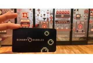 Binary Bubbles @ The Brandery