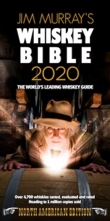 Jim Murray's Whisky Bible 2020 North American Edition