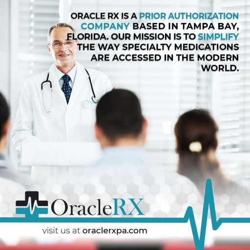 Oracle RX Launches New Website Specializing in Delivering Prior Authorization Solutions