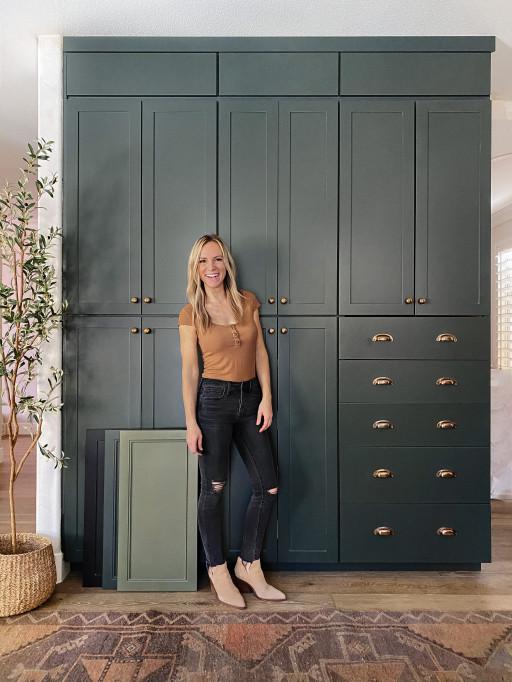 Nieu Cabinet Doors and Angela Rose Home Form Creative Partnership