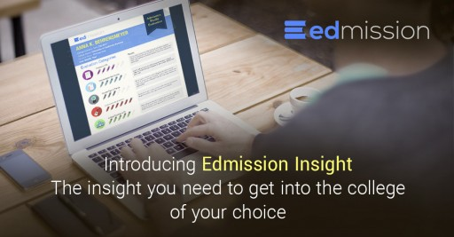 Edmission Launches Low-Cost, Tech-Enabled College Admissions Evaluation Services