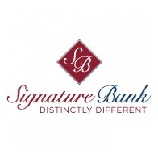 Signature Bank of Georgia Ranked Among the Top 20 SBA 7(A) Lenders by the Small Business Administration Georgia District Office