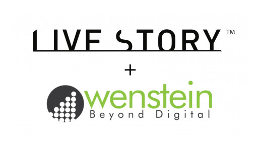Live Story & Wenstein Beyond Digital Together in Promoting a Smart and No-Code Web Experience Management Platform for Storytellers