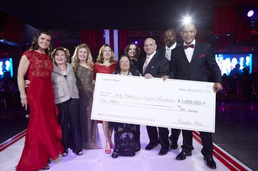 Golden Angels Centennial Gala Draws Hundreds to Celebrate Jackson Health System 100th Anniversary