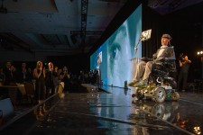 Steve Gleason Addressing the Game Changer Gala
