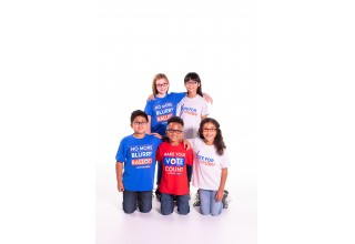 Essilor Vision Foundation Vote for Vision kids