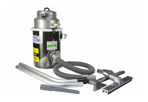 Larson Electronics Releases Explosion Proof Pneumatic Wet/Dry HEPA Vacuum, 2-Gallon Tank