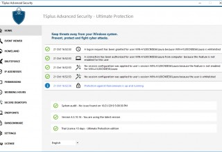 TSplus Advanced Security - Ultimate Protection