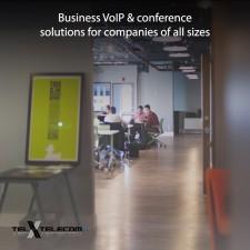 Telx Telecom Business VoIP & Hosted PBX