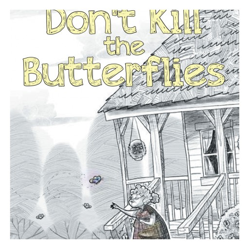 """Author Nell Heller's New Book """"Please Don't Kill the Butterflies"""" is a Sentimental Short Story About a Stubborn Lady, Her Estranged Family and an Unlikely Friendship."""