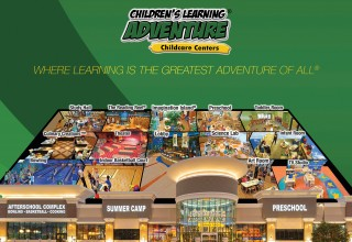 Children's Learning Adventure- Specialty Room Overview