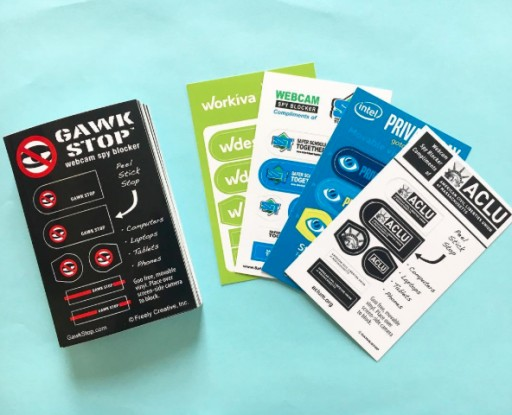 Websticker Releases New Webcam Cover Promotional Product